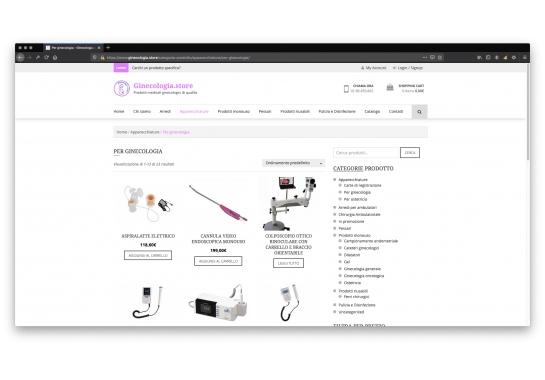 Progetto realizzato per Medical Design & Technology Srl da Ermes Digital, Sudio grafico, web e seo Milano